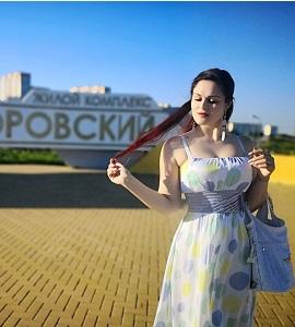 Работа с 14 лет: от промоутера из Ростова до ведущей «Фестиваля болельщиков FIFA» и Bridge of Arts