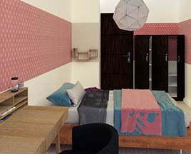 Квартира №8, 36 м²