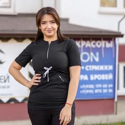 Илона Абакарова